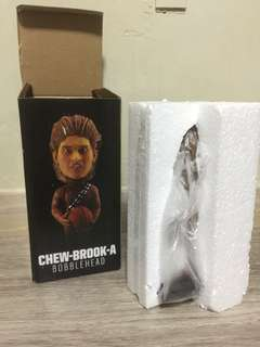 Brook Lopez Limited Edition Bobblehead
