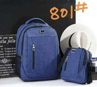 ABS Backpack Set