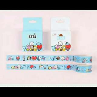 Bts Tape
