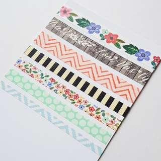 🚚 Happy Planner Washi Tape