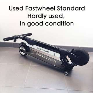 🚚 Used E-scooter in good condition