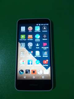 Infocus M37 phone bought in taiwan