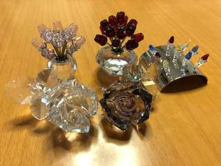 Swarovski Roses Collection