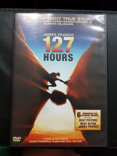 DVD: 127 Hours