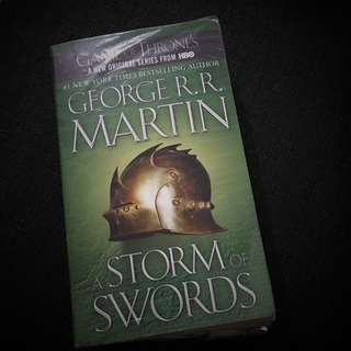 Game of Thrones - A Storm Of Swords