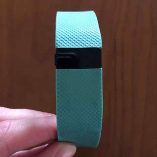 Fitbit Charge HR + Charging Cable