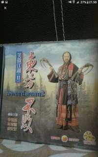 Hong Kong Movie Vcd sale Buy 2 get 1 free!   Swordsman 2