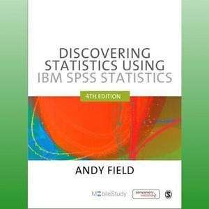 ❗️CHEAPEST Andy Film's Discovering Statistics using IBM SPSS Statistics, PL2132