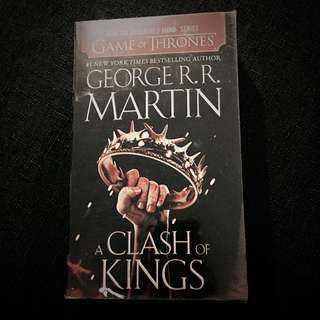 Game of Thrones - A Clash of Kings