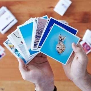 打印沖曬彩色拍立得正方形和長方形相片 45蚊起