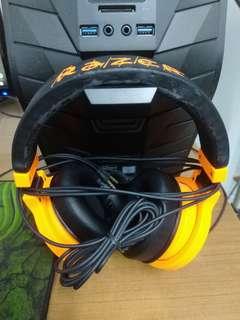 Razer Kraken Pro Neon (Orange)