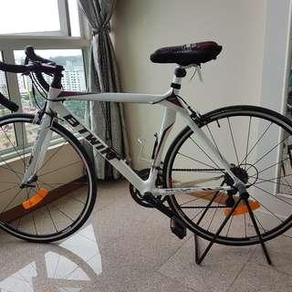 BTWIN FC 700 Carbon Frame Road Bike