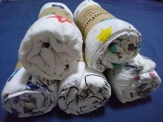 Baby Muslin Swaddle (Cotton Muslin)