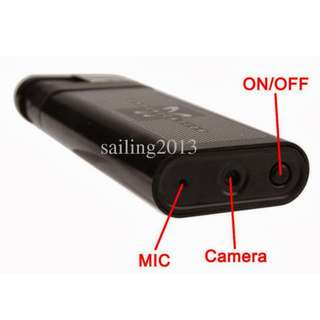 Spy Lighter Camera HD