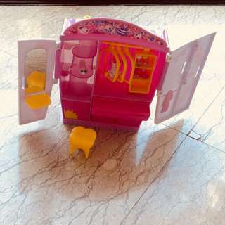 Shopkins wardrobe set