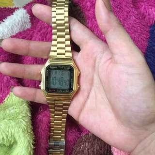 Casio Gold