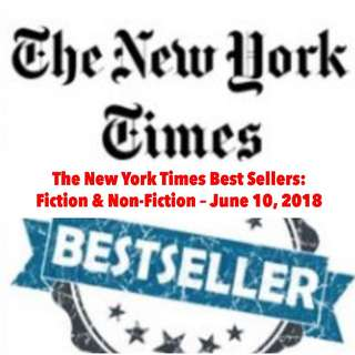 (ebook) The New York Times Best Sellers: Fiction & Non-Fiction – June 10, 2018