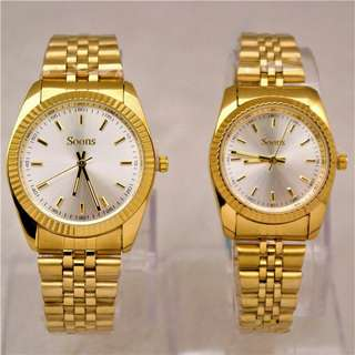Soons Couple Set Watch