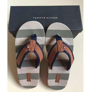 Original Tommy Hilfiger Men's Sandals Flip Flops Slides