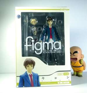 Figma kyon of haruhi suzumiya anime japan toy
