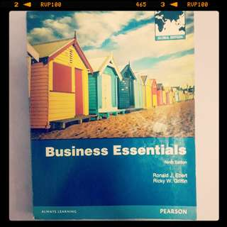 Business Essentials-Pearson