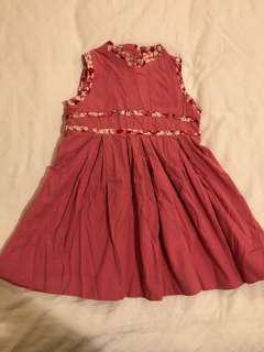 Chateau de Sable dress - size 2Y or 24 mths