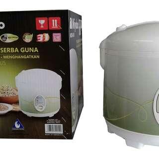 Rice cooker Miyako MCM 508