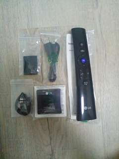 LG Magic Remote Control With Magic Motion Dongle