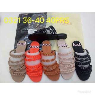 Sendal jelly shoes
