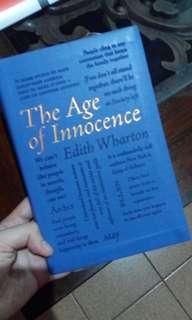 The Age of Innocence #kanopixcarousell