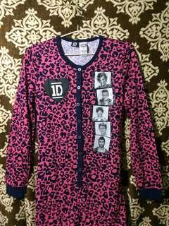 One Direction Jumpsuit