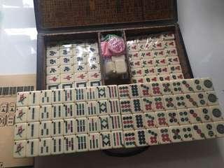 古董版細碼麻雀