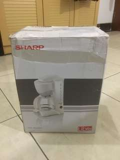 Coffee Maker Sharp