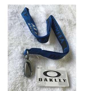 Original Oakley Standard Lanyard - Worn Olive