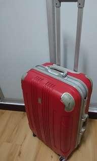 Santa Barbara Polo & Racquet Club Hardcase Luggage