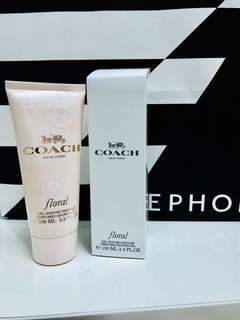 Coach Perfumed Body Gel