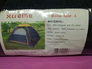 Xtreme Mono Tent 4