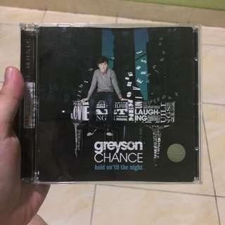 Hold On Till The Night Album Greyson Chance