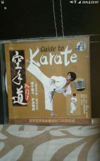 VCd Vcd sale Buy 2 get 1 free!   Guide to karate  空手道 入门1   Pick up hougang buangkok mrt  Or add $1 postage