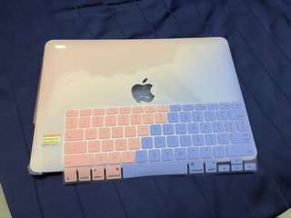 MAC air case + keyboard protector