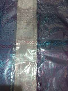 Indonesian Silk Shawl
