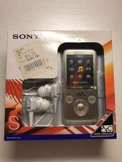 Sony Walkman NWZ-S736F Gold (4GB) Digital Media Player