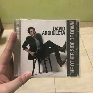 Album David Archuleta The Other Side Of Down