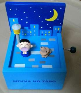 大口仔音樂盒(2005年) Sanrio Minna No Tabo Manual music box