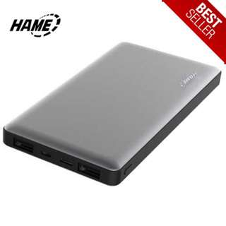 Hame P50L Lightning Power Bank 2 Port 10000mAh