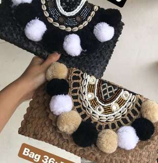 Wallet hand bag from bali