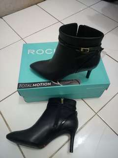 Rockport boots NEW size 36,37,38,39