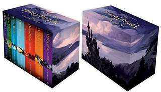 Harry Potter books