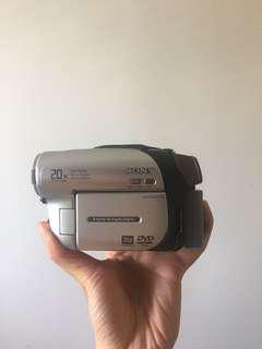 <collector item> Sony Handy Cam 攝錄機