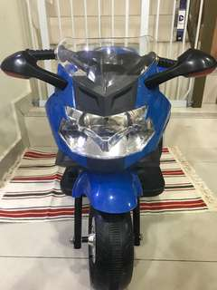 Kids motorbike